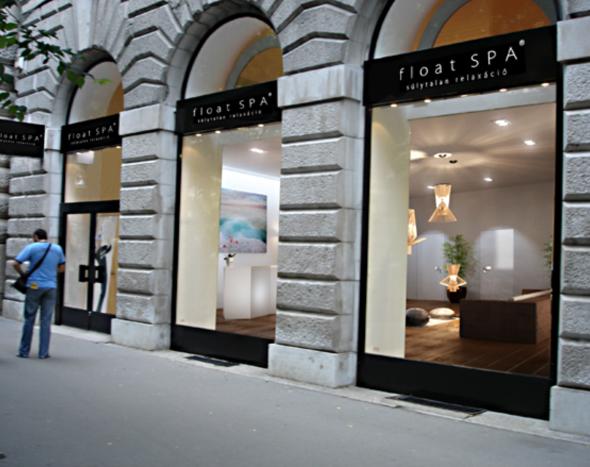 floatSPA portal